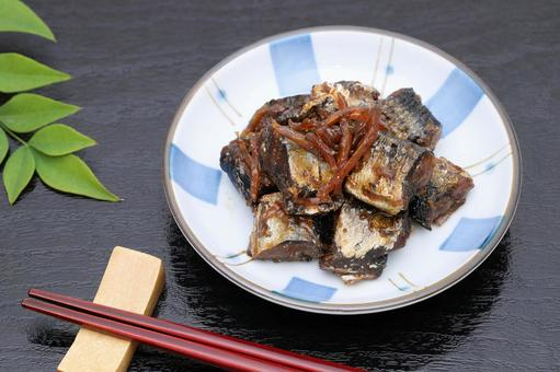 Fish Tsukudani