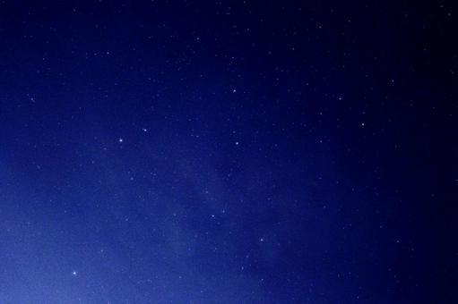 完美的星空