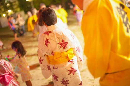 Summer festival Yukata