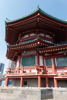 Ueno Shinobazu no Ike Bentendo