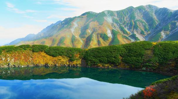 Mikurigaike (Northern Alps)