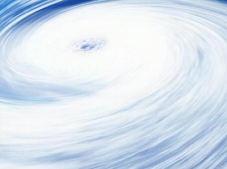 Typhoon Eye (CG)