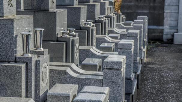 Cemeteries / cemetery in Japan # 4