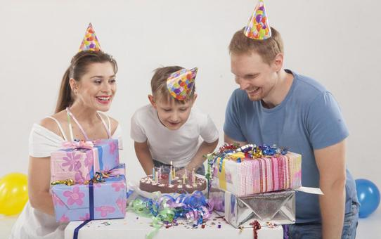 A family party party 15