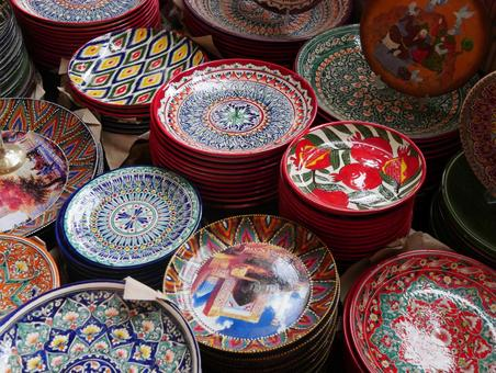 烏茲別克陶器
