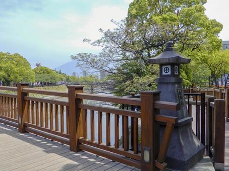 가고시마 南洲橋
