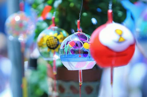 Festival wind chimes 7