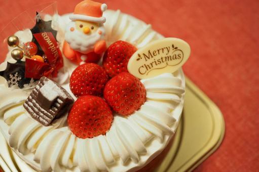 Image image of Christmas cake