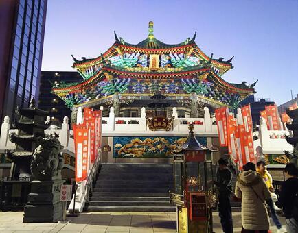横濱 媽祖廟
