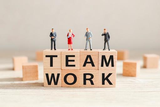 Teamwork organizational cooperation