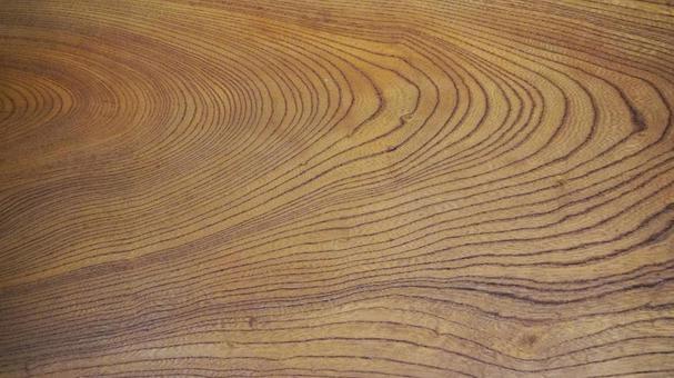 나뭇결의 질감 느티 나무 와이드