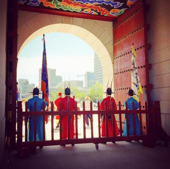 韩国的传统