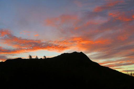 Hawaiian Landscape (126) Early Morning Diamond Head