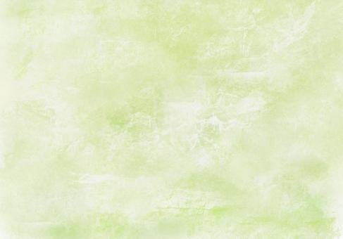 Retro style / pastel texture / green background