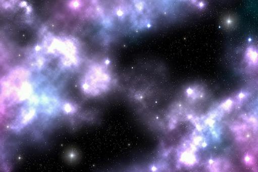 銀河粉紫色