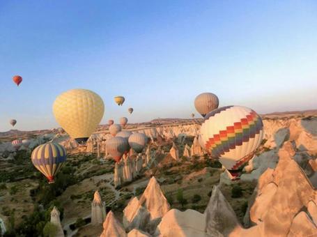 Cappadocia balloon 5