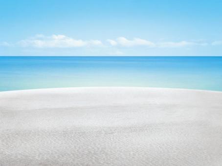 Dunes and horizon
