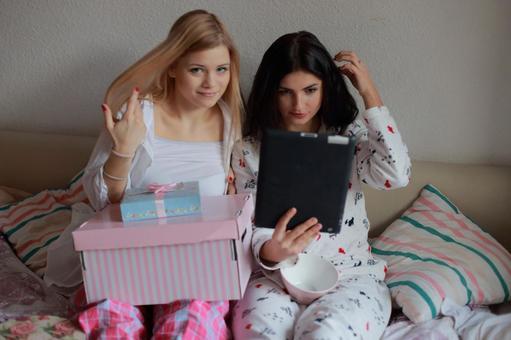 Pajamas Party 15