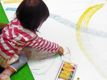 Children to draw