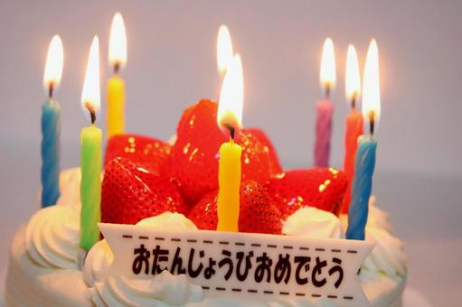 Congratulations on your birthday.