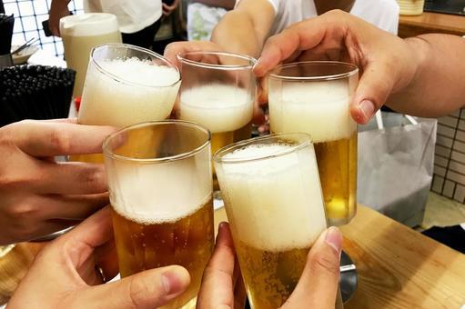 건배 병 맥주 03