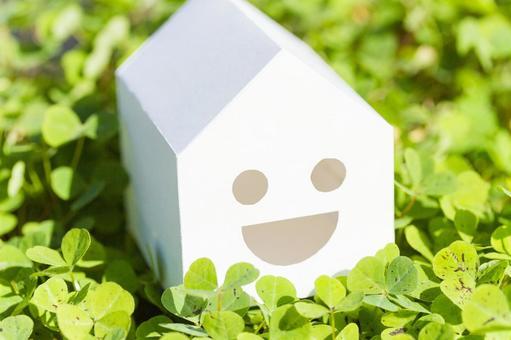 微笑的房子