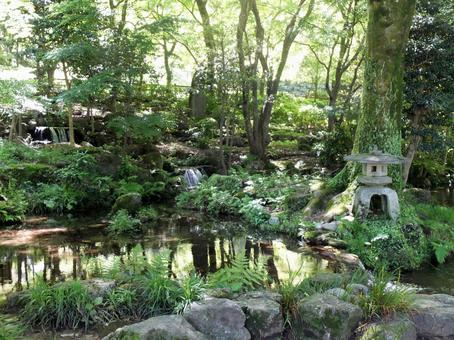 Gifu Prefecture, Gifu Park, Nobunaga's Garden
