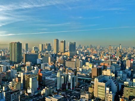 City in Osaka