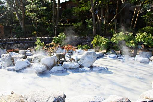 벳푸 지옥 순례 스님 지옥