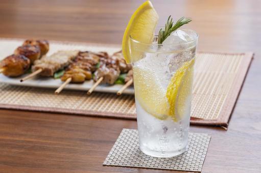 Yakitori Yakitori Lemon Sour