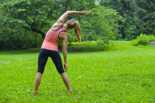 Women who do gymnastics 2