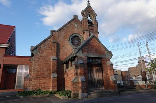 Hirosaki Ascension Church (Hirosaki City, Aomori Prefecture)
