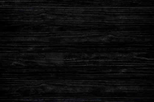 Black wood grain | Black background photo
