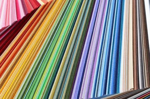 Paper Color Sample