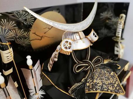 Helmet decoration