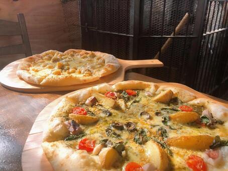Favorite pizzeria