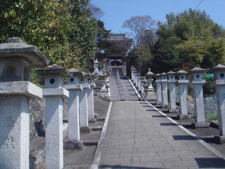草津神社的做法