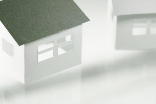 Image adjustment of houses