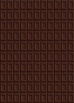 Plate chocolate pattern pattern bitter chocolate candy sweets illustration texture vertical free material commercial free