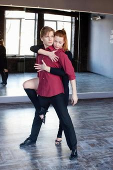 Dancing in a duet 12