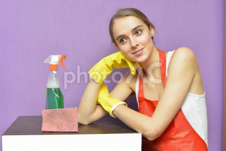 掃除 お風呂用品77の写真