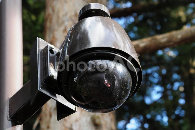 監視カメラ1の写真