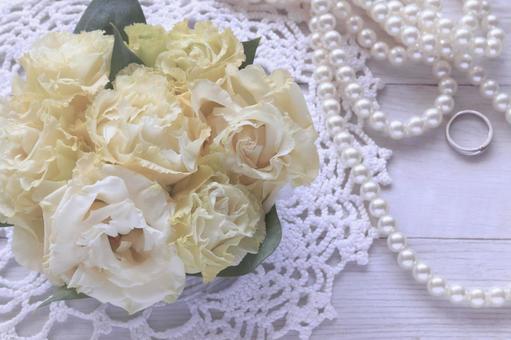 婚禮形像素材婚禮新娘婚禮鮮花