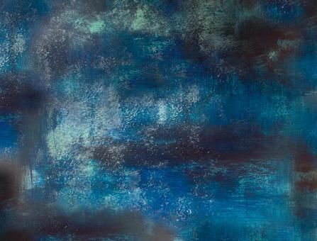 Oil painting texture navy blue