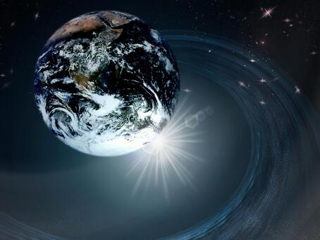 Power of the earth and the universe