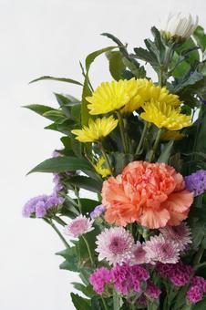 Buddha flowers 01