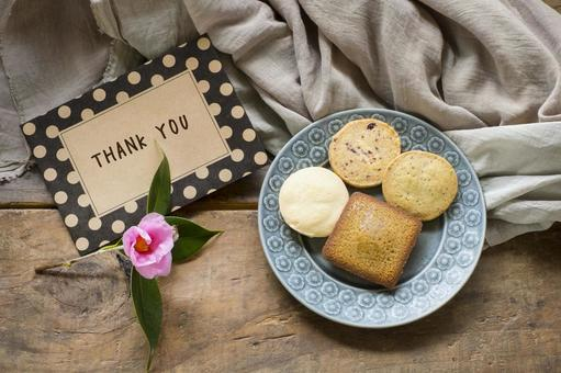 Cookies_White Day_THANK YOU