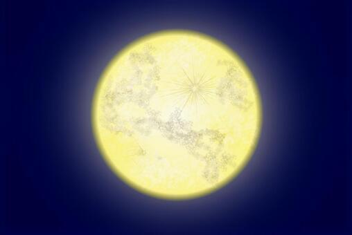 Full Moon (Yellow)