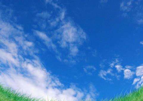 맑은 하늘