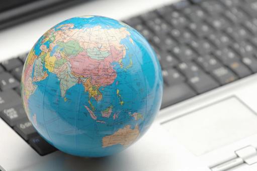 Global business image